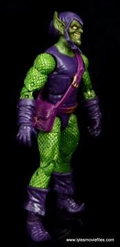 Marvel Legends Green Goblin figure review - right side