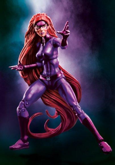 Marvel Legends Series 6-inch Medua - exclusive