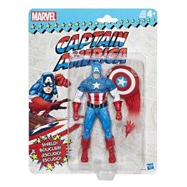 Marvel Vintage Legends Series 6-inch Captain America