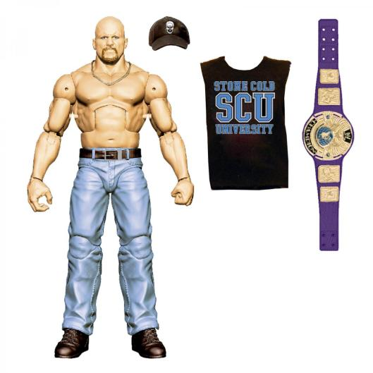 SDCC 2017 WWE Elite Stone Cold Steve Austin