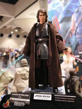 SDCC 2017 new Hot Toys Anakin Skywalker
