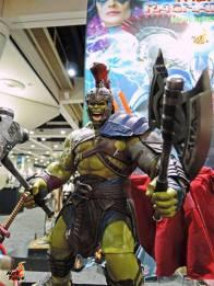 SDCC 2017 new Hot Toys Thor Ragnarok Hulk