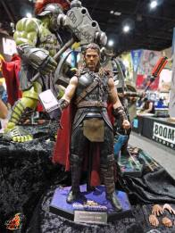 SDCC 2017 new Hot Toys Thor Ragnarok Thor