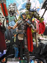 SDCC 2017 new Hot Toys Thor Ragnarok gladiator Thor
