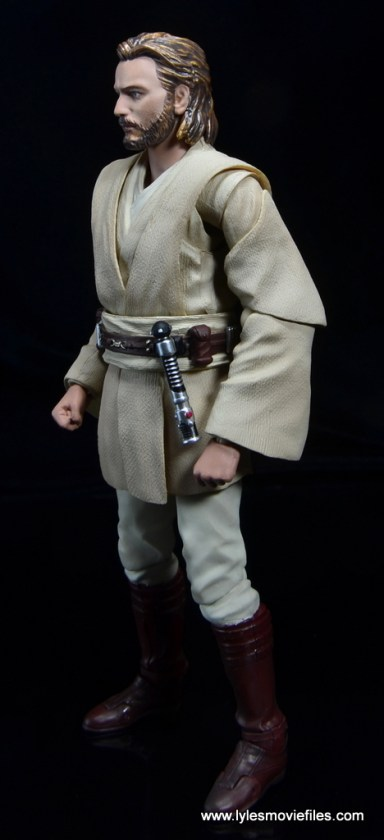 SHFiguarts Star Wars Obi-Wan Kenobi figure review -left side