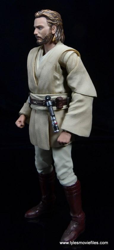 SHFiguarts Star Wars Obi-Wan Kenobi figure review -left side