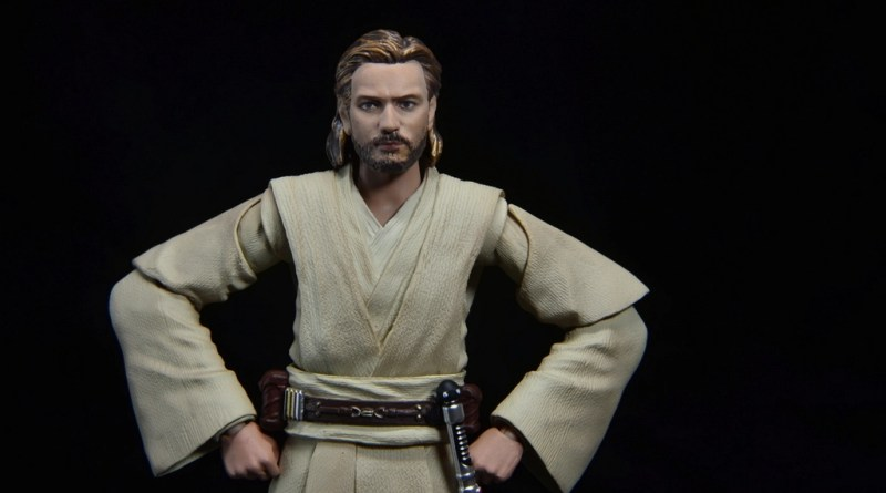 SHFiguarts Star Wars Obi-Wan Kenobi figure review -main