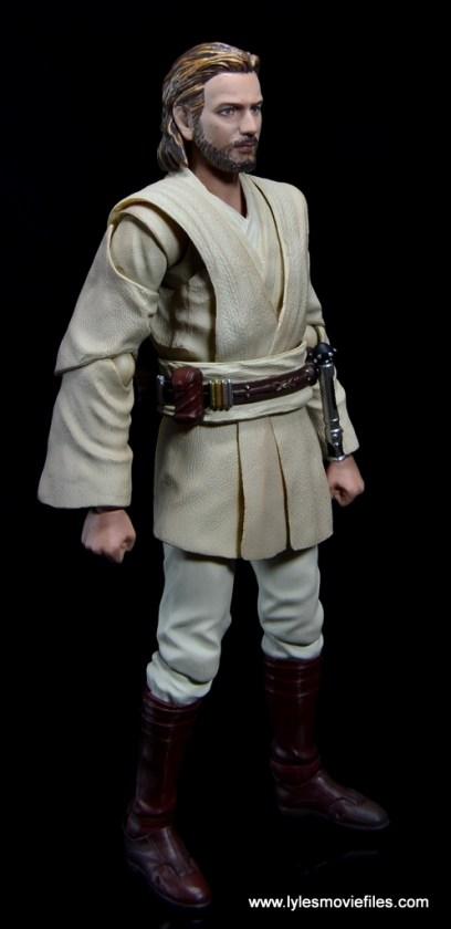 SHFiguarts Star Wars Obi-Wan Kenobi figure review -right side