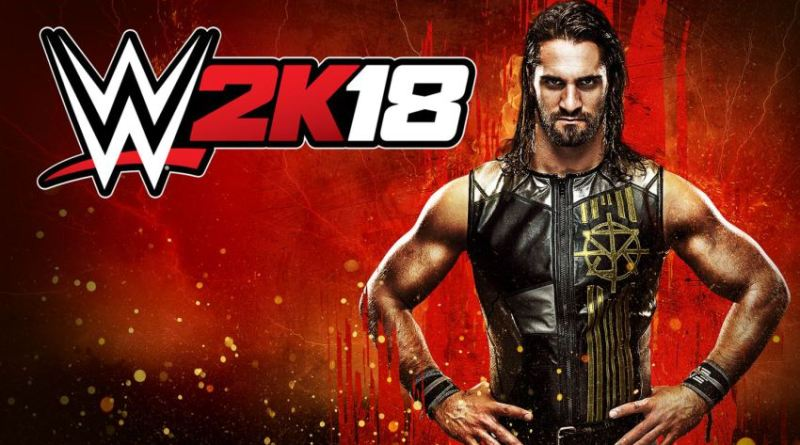 WWE 2K18 Seth Rollins