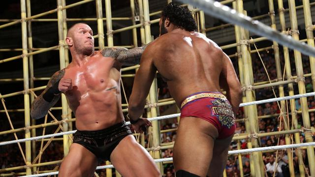 WWE Battleground 2017 Randy Orton vs Jinder Mahal