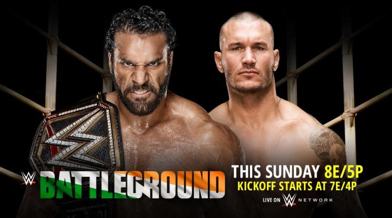 WWE Battleground 2017 preview - Jinder Mahal vs Randy Orton