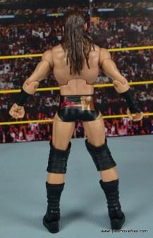 WWE Elite Big Cass and Enzo figure review -Cass rear