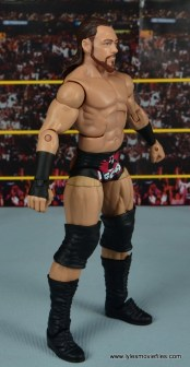 WWE Elite Big Cass and Enzo figure review -Cass right side