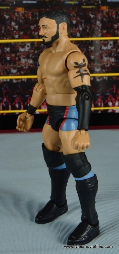 WWE NXT TakeOver Austin Aries figure review -left side