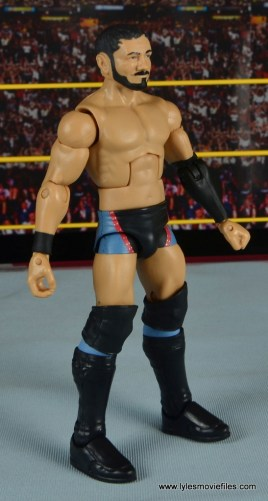 WWE NXT TakeOver Austin Aries figure review -right side