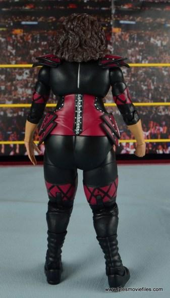 WWE Nia Jax figure review - rear