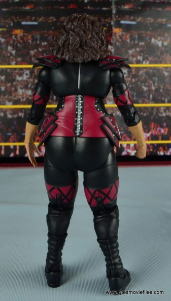 WWE Nia Jax figure review - rear