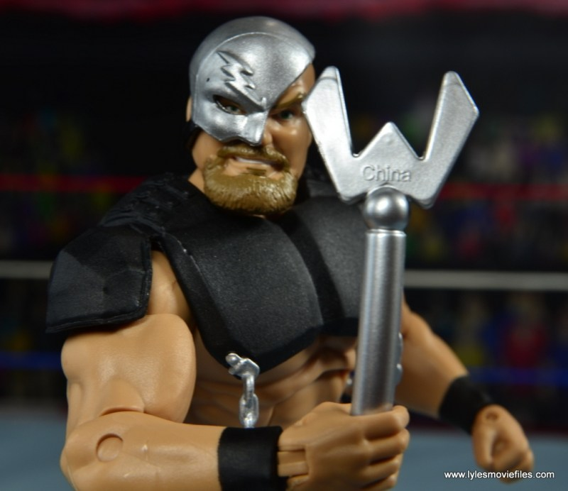 WWE The Warlord figure review -China specter