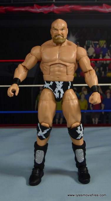 WWE The Warlord figure review -front