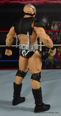 WWE The Warlord figure review - rear side right