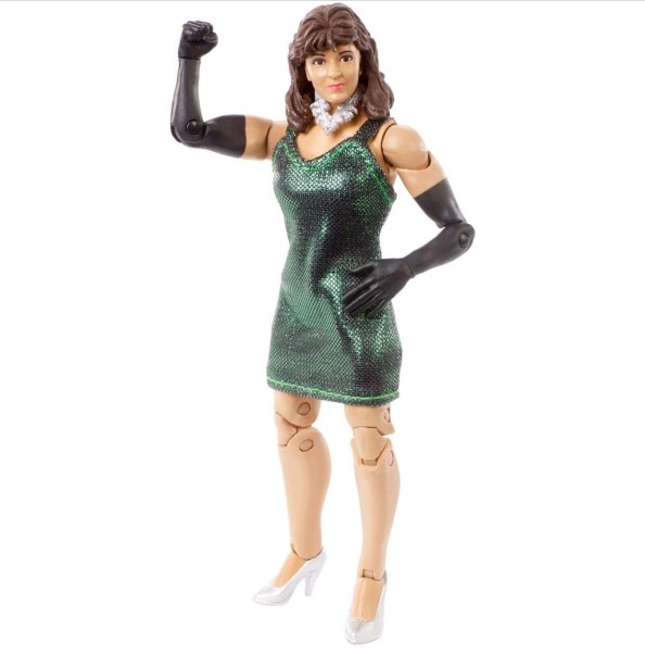 WWE Then Now Forever Miss Elizabeth figure front