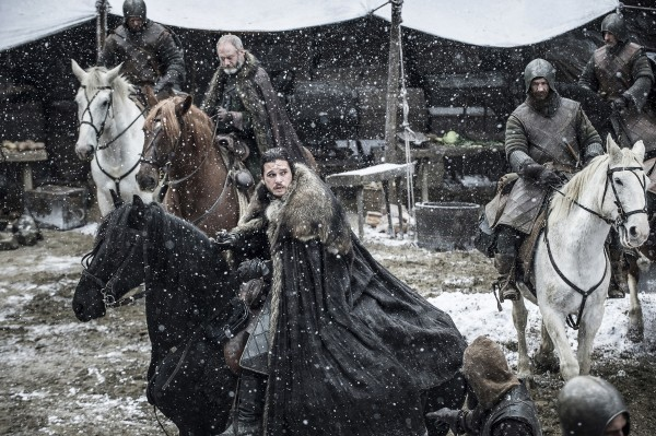 game-of-thrones-stormborn davos and jon snow