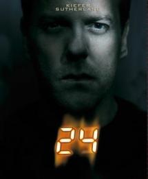 24 tv series poster