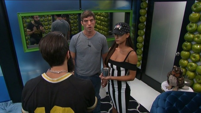 Big Brother 19, Paul, Cody and Jessica