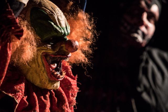 Circus Kane movie review - killer clowns