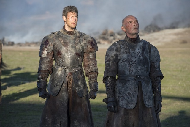 Game of Thrones Eastwatch review - Dickon and Randyll Tarley