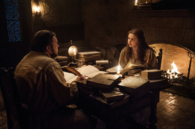 Game of Thrones Eastwatch review - Sam and Gilly