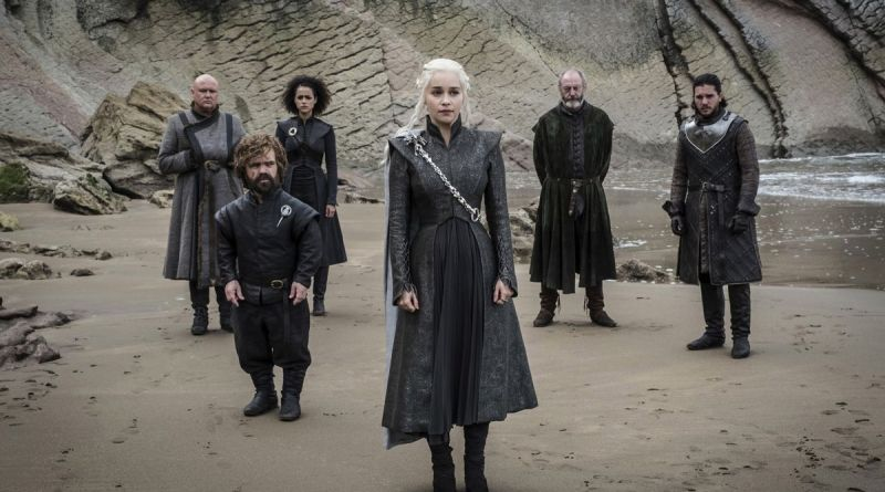 Game of Thrones The Spoils of War review - Varys, Tyrion, Missandei, Daenerys, Davos and Jon