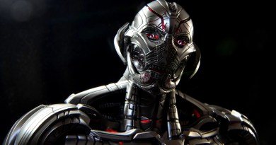 Hot Toys Ultron Prime figure review