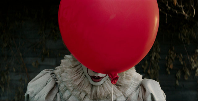 IT giveaway - Pennywise