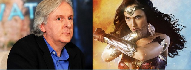 James Cameron on Wonder Woman
