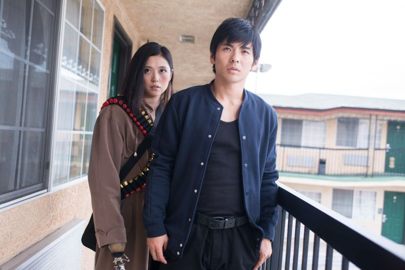 Karate Kill - Keiko and Kenji