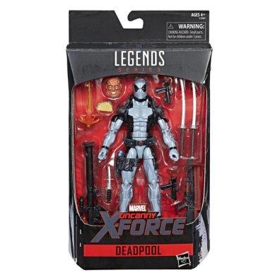 Marvel Legends 6-Inch Uncanny X-Force Deadpool Figure - in pkg