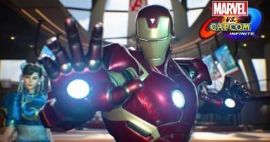 4 new characters, new story mode trailer for Marvel vs. Capcom: Infinite
