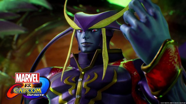 Marvel vs. Capcom: Infinite Jedah