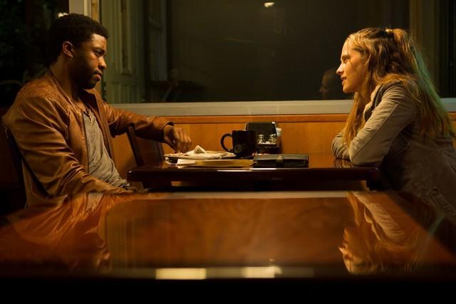 Message from the King - Chadwick Boseman and Teresa Palmer