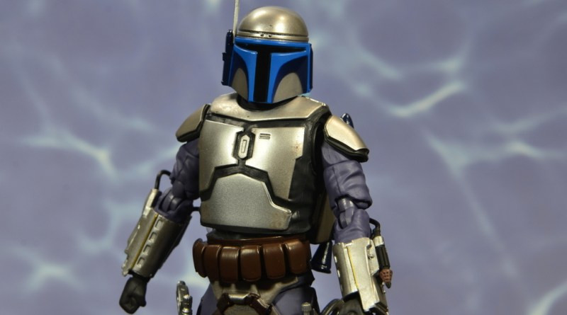 SH Figuarts Jango Fett figure review - main pic