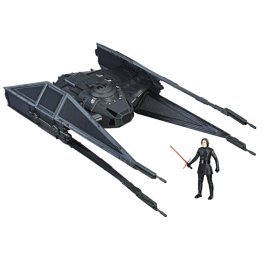 STAR WARS THE LAST JEDI 3.75-INCH TIE SILENCER Vehicle
