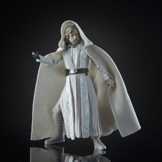Star Wars The Black Series 3.75-Inch Figure Assortment - Luke Skywalker