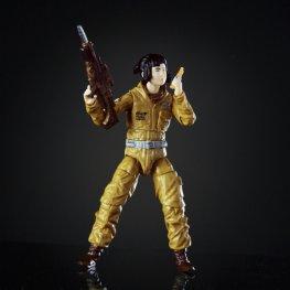 Star Wars The Black Series 3.75-Inch Figure Assortment - Resistance Tech Rose (1)