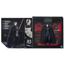 Star Wars The Black Series 6-inch Kylo Ren in Throne Room