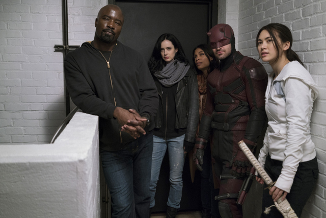 The Defenders - Fish in the Jailhouse review - Luke Cage, Jessica Jones, Claire, Daredevil and Colleen