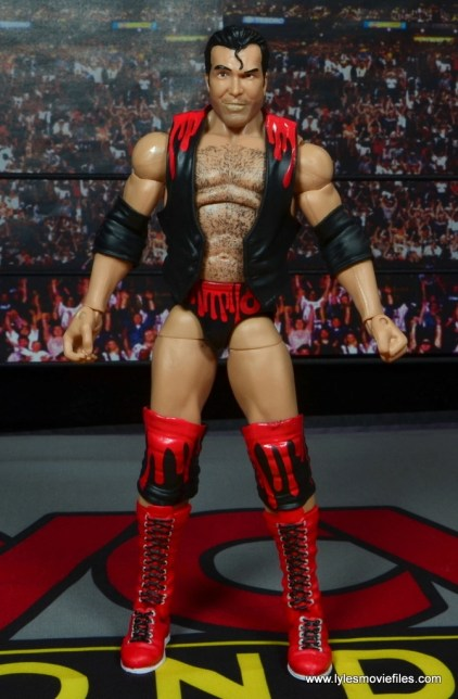 WWE Elite 51 Scott Hall figure review -front