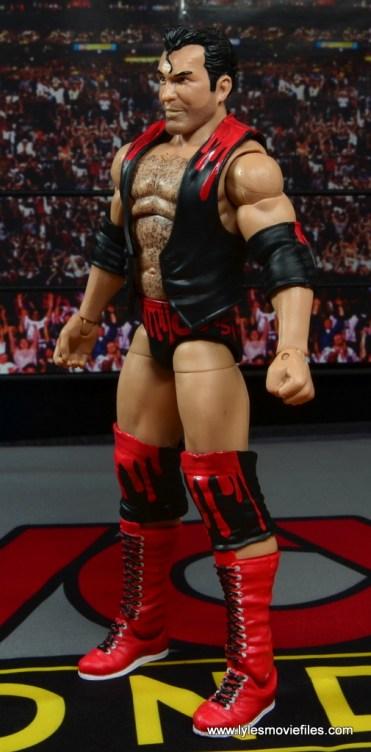 WWE Elite 51 Scott Hall figure review -left side