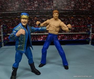 WWE Elite Isaac Yankem figure review -The King presents Isaac Yankem