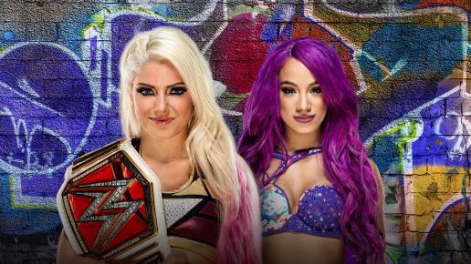 WWE Summerslam 2017 preview - Alexa Bliss vs Sasha Banks